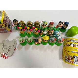フルタセイカ(フルタ製菓)のチョコエッグ クレヨンしんちゃん ムービーセレクション 全14種 セミコンプ(キャラクターグッズ)