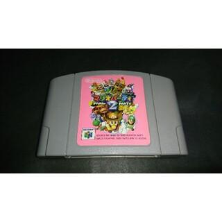 ニンテンドウ64(NINTENDO 64)のN64 マリオパーティ2 / ニンテンドー64(家庭用ゲームソフト)
