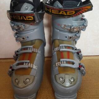 ヘッド(HEAD)のHEAD メンズスキーブーツ 26センチバッグ付き(ブーツ)