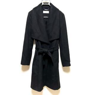 カルバンクライン(Calvin Klein)のカルバンクライン コート レディース - 黒(その他)