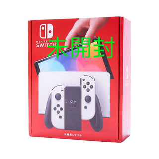 "Nintendo Switch - Nintendo Switch 有機EL Model HEG-White"""
