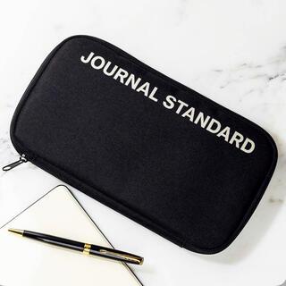 ジャーナルスタンダード(JOURNAL STANDARD)のInRed 2021年10月号増刊 付録のみ(ポーチ)