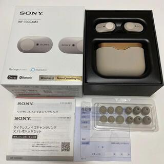 SONY - SONY ソニー ワイヤレス Bluetoothイヤホン WF1000XM3S