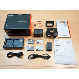 SONY - SONY Cyber-shot RX0II(DSC-RX0M2)美品 オマケ多数