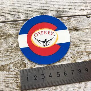 オスプレイ(Osprey)のOSPREY ステッカー オスプレイ(登山用品)