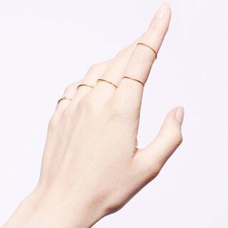 アパルトモンドゥーズィエムクラス(L'Appartement DEUXIEME CLASSE)の☆マリハ MARIHA 願い事 リング YG シャイン 11号(リング(指輪))