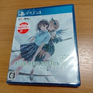 PlayStation4 - 【新品未開封】BLUE REFLECTION TIE/帝 PS4