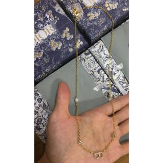 ディオール(Dior)の美品【Dior ディオール】ネックレス(ネックレス)