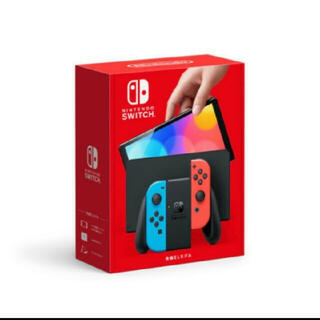 Nintendo Switch - Switch 有機ELモデル ニンテンドー スイッチ ネオンカラー 任天堂