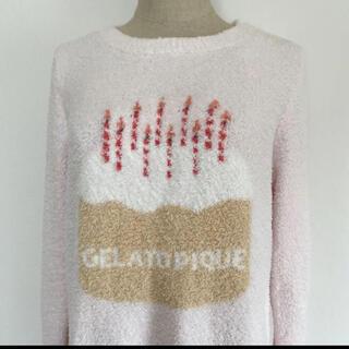 gelato pique - ジェラートピケ  パウダーアニバーサリージャガードドレス ワンピース