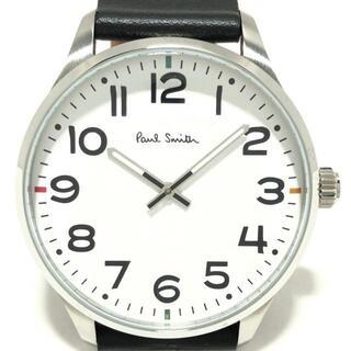 ポールスミス(Paul Smith)のポールスミス 腕時計 - 1006 メンズ 白(その他)