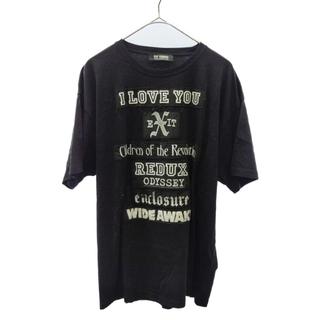 RAF SIMONS - RAF SIMONS ラフシモンズ 半袖Tシャツ