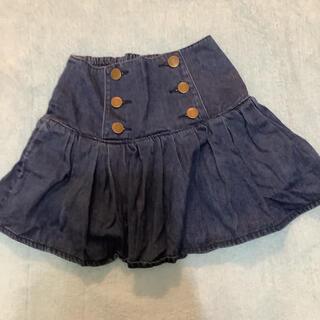 レピピアルマリオ(repipi armario)のスカート レピピアルマリオ  150 S 女の子 デニム(スカート)