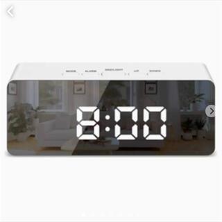 ✨置時計✨シンプルで文字も見やすい❣️インテリアとしてもgood❗️