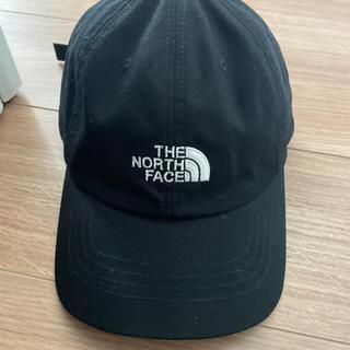 ザノースフェイス(THE NORTH FACE)のTHE NORTH FACE キャップ 帽子 ブラック (キャップ)