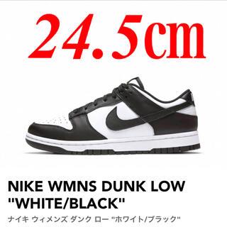 """NIKE - NIKE WMNS DUNK LOW """"WHITE/BLACK"""""""