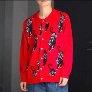 ALLEGE - TTT_MSW 21AW Panther Knit Cardigan
