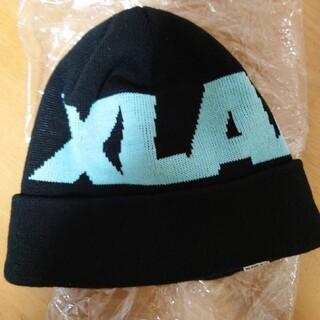 XLARGE - XLARGEビーニー黒