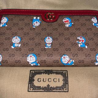 Gucci - GUCCI × ドラえもん 長財布 ジップアラウンドウォレット