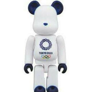 MEDICOM TOY - BE@RBRICK ベアブリック 100%(東京2020オリンピックエンブレム)