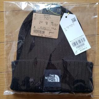 ザノースフェイス(THE NORTH FACE)のTHE NORTH FACE ニット帽 ブラック ユニセックス(ニット帽/ビーニー)