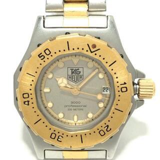 タグホイヤー(TAG Heuer)のタグホイヤー 腕時計 - 934.208 レディース(腕時計)