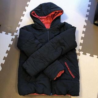 レピピアルマリオ(repipi armario)のダウンジャケット レピピアルマリオ  M 160 リバーシブル アウター(ジャケット/上着)
