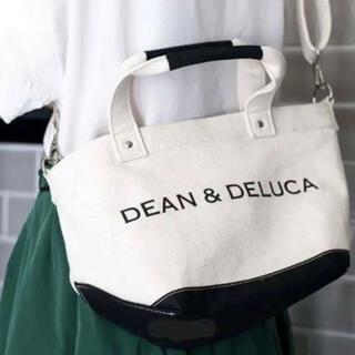 DEAN&DELUCA ショルダーバッグ トートバッグ 2way ブラック