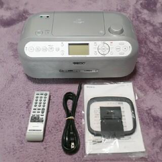 SONY - パーソナルオーディオシステム(SONY ZS-R110CP)