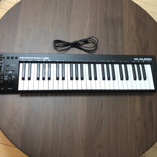 M-Audio(エムオーディオ) keystation49 MK3(MIDIコントローラー)