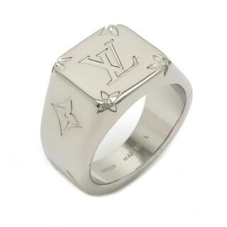 ルイヴィトン(LOUIS VUITTON)のルイ ヴィトン シグネットリング (12090468)(リング(指輪))