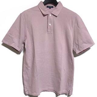バーバリー(BURBERRY)のバーバリーロンドン 半袖ポロシャツ L -(ポロシャツ)