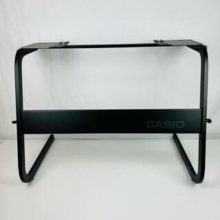 カシオ(CASIO)のCASIOキーボードスタンドCS-7W(電子ピアノ)