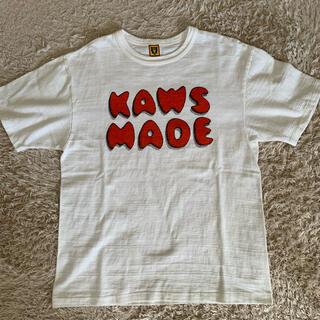Supreme - KAWS  × HUMAN MADE Tシャツ L★NIGO ガルドン カウズ