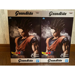 BANPRESTO - ドラゴンボール グランディスタ Grandista 孫悟飯