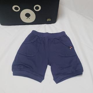 ダブルビー(DOUBLE.B)の【新品タグ付】ミキハウス・ダブルB パンツ 120サイズ(パンツ/スパッツ)