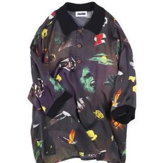 JOHN LAWRENCE SULLIVAN - magliano 19ss ポロシャツ