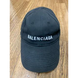 バレンシアガ(Balenciaga)のバレンシアガ キャップ 黒(キャップ)