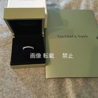 Van Cleef & Arpels - ヴァンクリーフ&アーペル ペルレ ラージ リング
