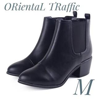 オリエンタルトラフィック(ORiental TRaffic)のオリエンタルトラフィック サイドゴア ブーツ M(ブーツ)