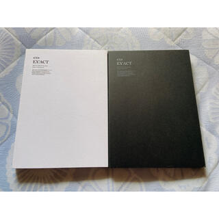 EXO - EXO / EX' ACT: EXO Vol.3 韓国語 中国語 2枚セット