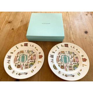 Tiffany & Co. - ティファニー 5thアベニュー プレート 2枚セット箱付き