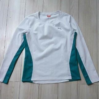 プーマ(PUMA)のプーマ 長袖Tシャツ M(Tシャツ(長袖/七分))