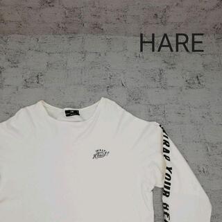 ハレ(HARE)のHARE ハレ 長袖カットソー(Tシャツ/カットソー(七分/長袖))