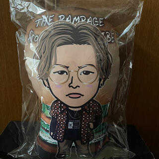 THE RAMPAGE - 新品未開封 山本彰吾 クッション THE RAMPAGE 公式グッズ
