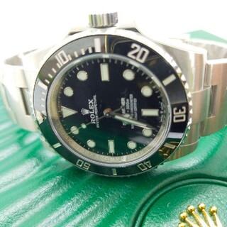 ROLEX - ROLEX 124060  サブマリーナ 新品