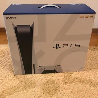SONY -  PlayStation5   通常版 新品未開封