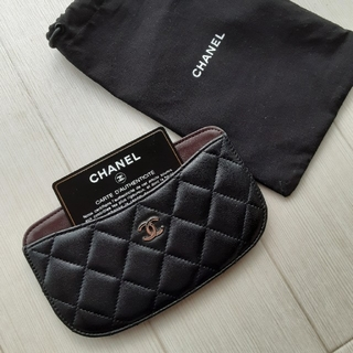 CHANEL - CHANELマトラッセカードケース