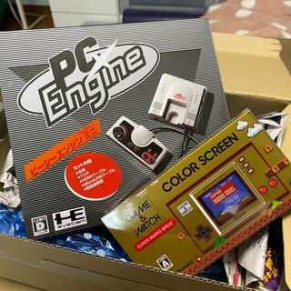 NEC - PC Engine 本体 PCエンジンミニ スーパーマリオセット