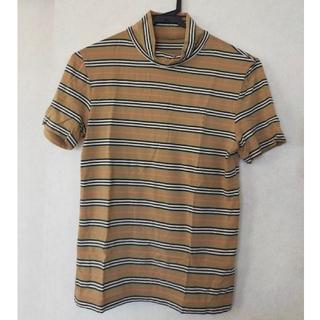 バーバリー(BURBERRY)のBURBERRYバーバリー ホルターネックTシャツ(Tシャツ(半袖/袖なし))
